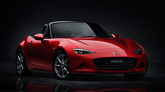UPCOMING MAZDA MX-5